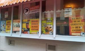 Piraten Geschäftsstelle Chemnitz